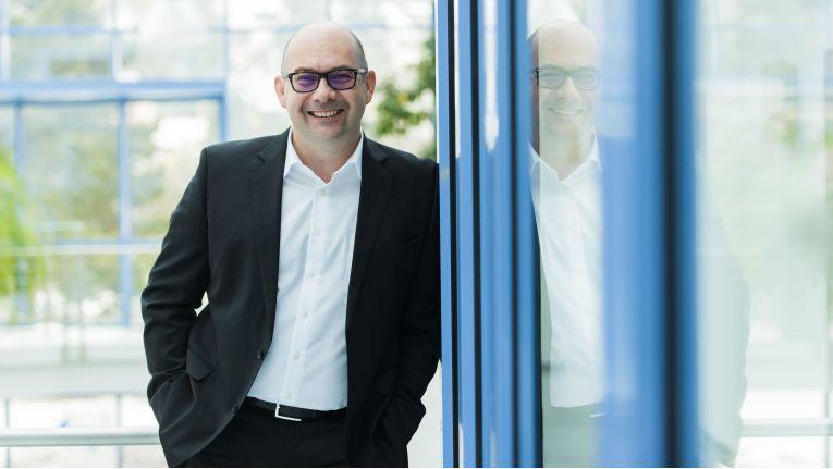"""Erik Sterck, geschäftsführender Gesellschafter der Erik Sterck GmbH: """"In meinen Augen passt die Vision von Nutanix ausgezeichnet dazu, den Fokus der IT auf die Applikation zu legen."""""""