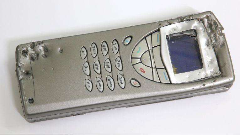 Kauknochen für Wuffi: Nokia Communicator 9210