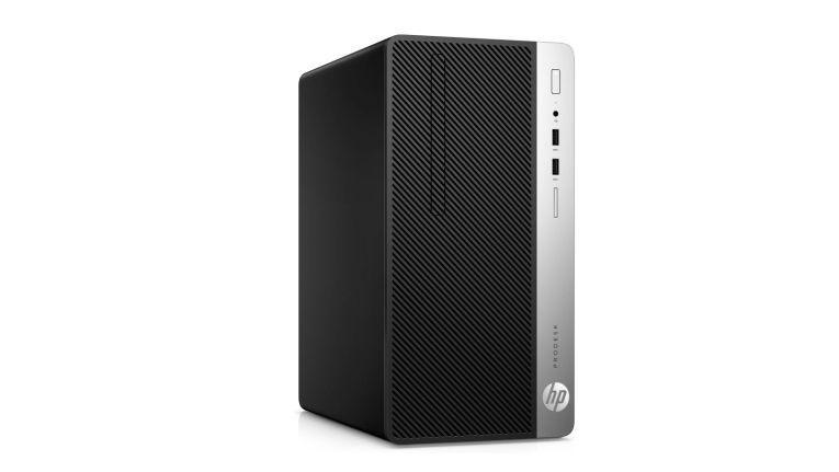 Der HP ProDesk 400 G4 ist laut ITScope Marktbarometer im vierten Quartal 2017 der gefragteste PC im deutschen Fachhandel gewesen.