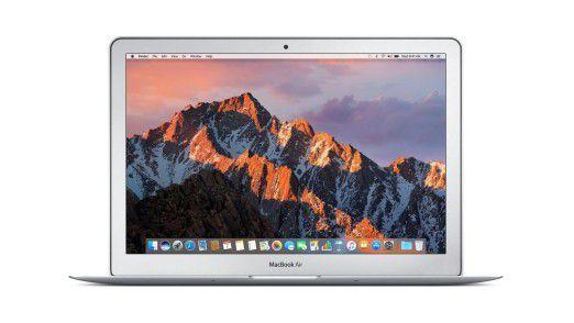 Apple legt sein in die Jahre gekommenes Macbook Air neu auf.