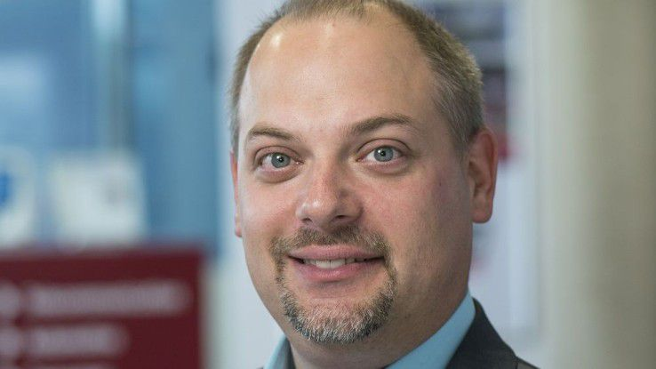 Joachim Süpple ist Head of IT bei der eiSos Group.