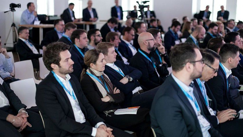 28. Februar 2019 in München: Channel meets Cloud - Foto: Matthias Rüby