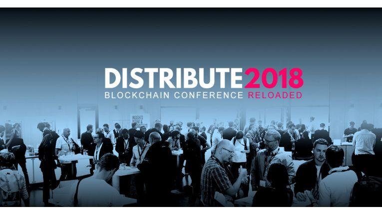Der Treffpunkt für die Blockchain Community: Die DISTRIBUTE Blockchain 2018 - Reloaded