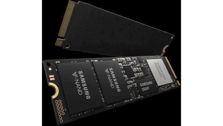 Der neue Speicher-Controller Phoenix ermöglicht hohe Datenraten und ein zuverlässiges Handling der SSD.