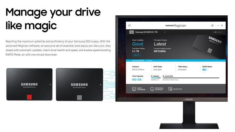 Samsung Magician - Klonen statt Kopieren.