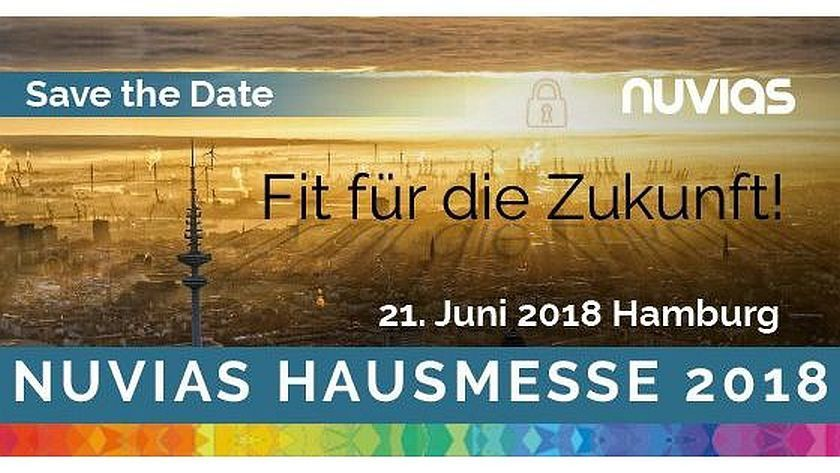 Hausmesse am 21. Juni in Hamburg: Im Zeichen der Digitalen Transformation - Foto: Nuvias