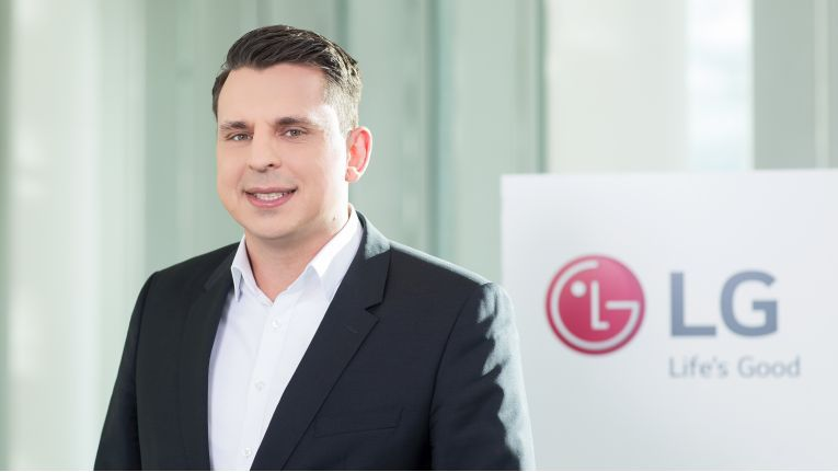 """Neben der Darstellungsqualität ist die Ergonomie der wichtigste Aspekt bei Business-Monitoren""', Kai Volmer, Team Leader Verticals Information System Products bei LG."