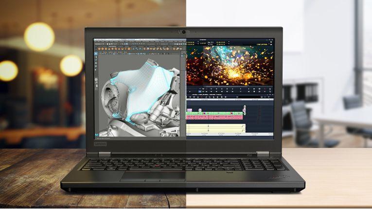 Thinkpad P52: Mobile Workstation für anspruchsvolle Multimedia-Anwendungen.