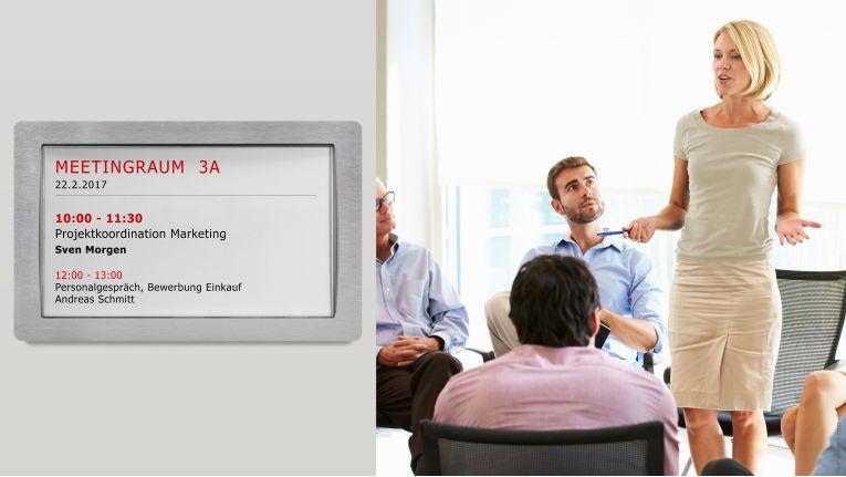 Wireless ePaper Displays stellen besondere Anforderungen an die WLAN-Infrastruktur, über die sie angesteuert werden.