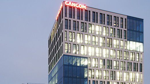 Die Cancom-Zentrale in München.