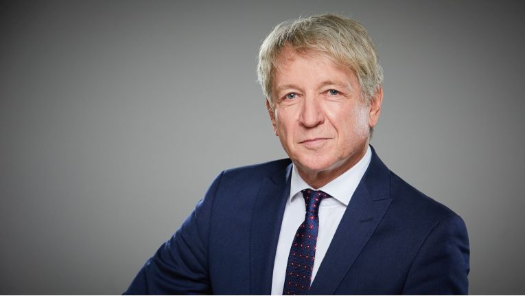 """Karl-Heinz Sänger, neuer Managing Director der Central Region bei Damovo: """"Mein Ziel ist es, unsere Kunden erfolgreich in ihren Digitalisierungsprojekten zu unterstützen."""""""