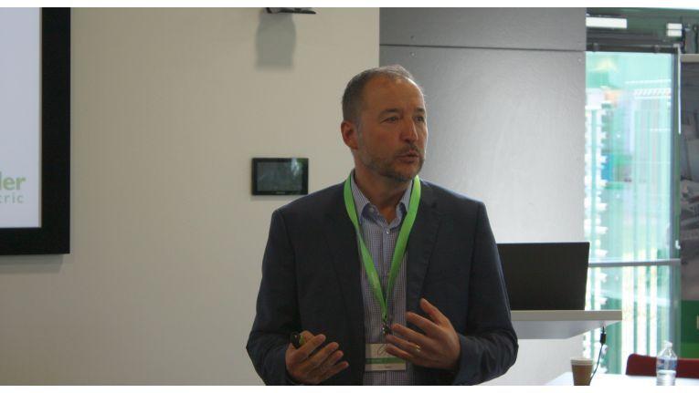 """""""Mit unseren neuen Angeboten helfen wir Partnern, von der steigenden Nachfrage nach Managed Services zu profitieren"""", erklärt Michel Arres, Vice President der IT-Division von Schneider Electric."""