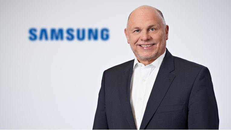 """""""Technisch gesehen gibt es im Grunde keine Unterschiede zwischen unseren B2B- und B2C-Produkten"""", Frank Kalisch, Director Storage bei Samsung Electronics."""