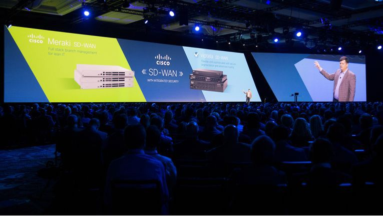 Cisco Partner Summit 2018: Eines der Highlights war unter anderem SD-WAN für Office 365.