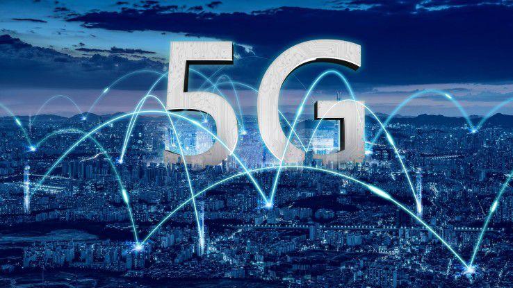 Hannover Messe baut eigenes 5G-Live-Netz