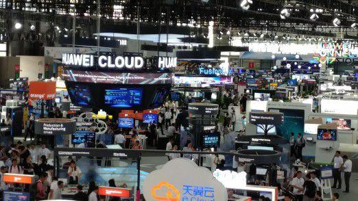 Wachstumstreiber ist das Thema Cloud.
