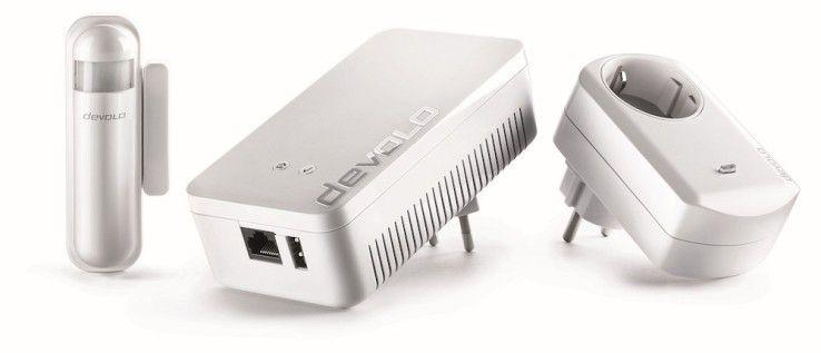Devolo Home Control ist die Zentrale für alle Smarthome-Geräte des Herstellers dar.