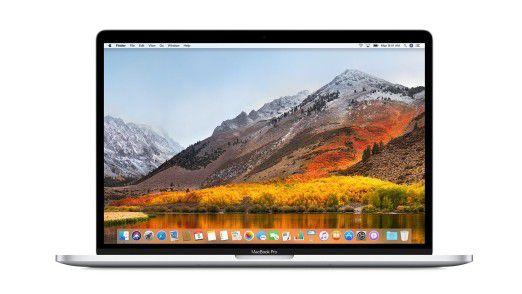 """Apple hat die Sicherheitslücke in der macOS-Version """"High Sierra"""" mit einem Software-Update behoben."""
