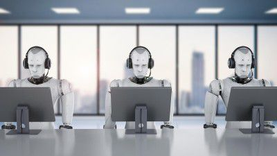 Robotic Process Automation: Softwareroboter und KI treiben die Digitalisierung - Foto: Phonlamai Photo - shutterstock.com