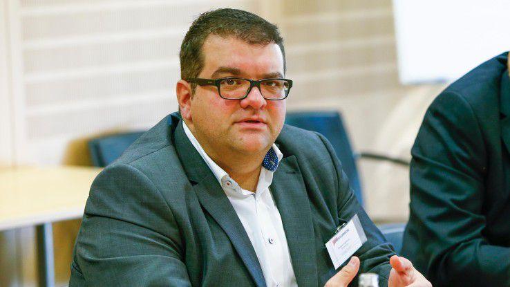 """Shayan Faghfouri, Managing Director bei DextraData: """"Wenn die IT treibende Kraft für die Digitalisierung in Unternehmen sein soll, muss sie Business-Prozesse verstehen."""""""