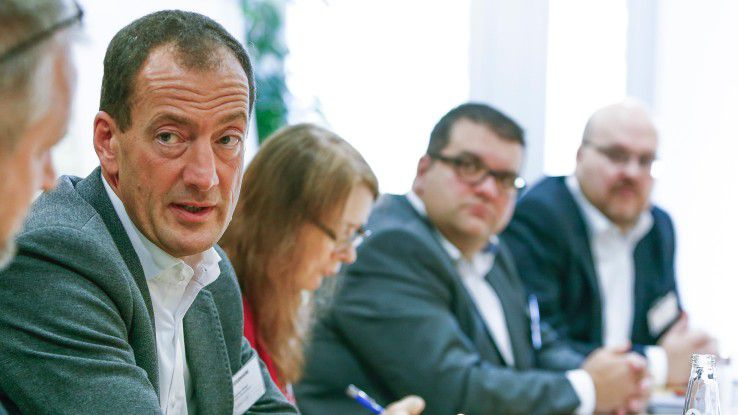 """""""Ich hatte Kunden, da war die IT nicht Treiber, sondern Getriebener"""", berichtet Kürsad Gögen, Portfolio Manager bei Realtech."""