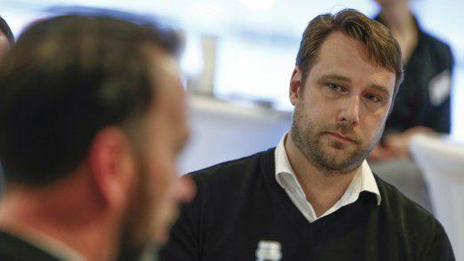 """Simon Gravel, Freelance.de: """"Der Markt für IT-freiberufliche Tätigkeiten und Projekte wird auch 2018 weiter wachsen."""""""