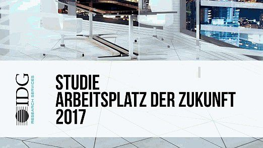 Studie Arbeitsplatz der Zukunft 2017