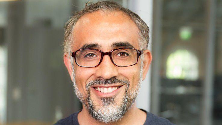 Erdal Ahlatci: Die Instrumente der agilen Methoden sollten nicht alle auf einmal, sondern nach und nach eingeführt werden.