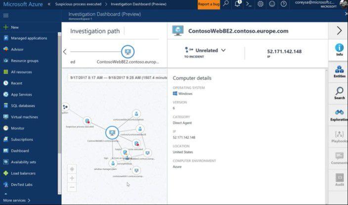 Microsoft Intelligence Security Graph