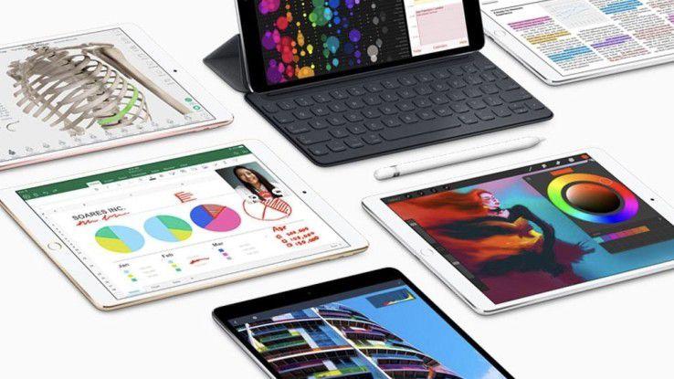 Vier Varianten, drei bis vier Farben, mit oder ohne Mobilfunk