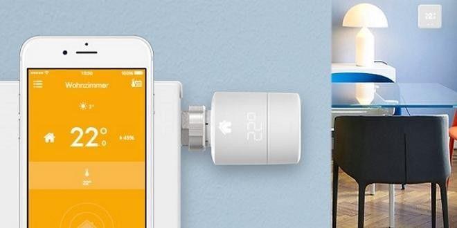 Smarte Thermostate: Die besten Lösungen für smarte Heizungssteuerung. Hier das Beispiel Tado.