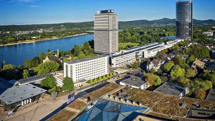 Mit Hilfe der Telekom startet Bonn drei Smart-City-Projekte.