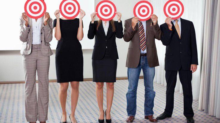Die richtige Person mit den passenden Inhalten zu treffen. Das ist das Ziel des personalisierten Marketings.