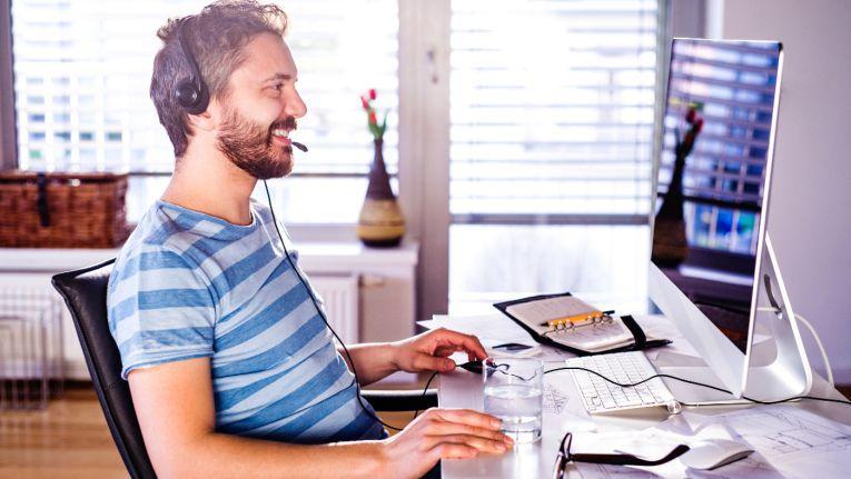 """Beim Thema Home Office scheiden sich die Geister, wie eine Diskussion zur IDG-Studie """"Arbeitsplatz der Zukunft"""" zeigt."""