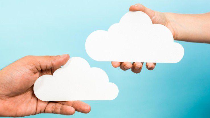 Im internationalen Geschäft mit vielen Niederlassungen und Firmentöchtern können Cloud-Lösungen durchaus nützich sein.