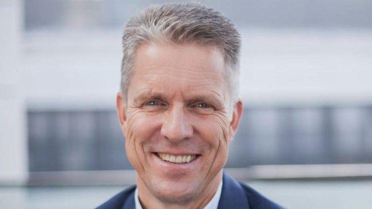 Christian Mehrtens, Leiter des Geschäftsbereichs Mittelstand und Partner bei SAP Deutschland, betont die Bedeutung von Vertrauen in den Partnerschaftsbeziehungen.