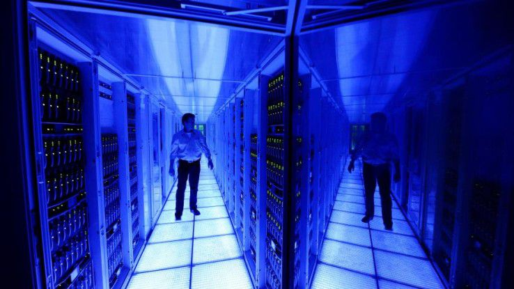 Das heimische SAP Rechenzentrum in Leon-Rot ist für viele Cloud-Kunden ein wichtiges Argument.