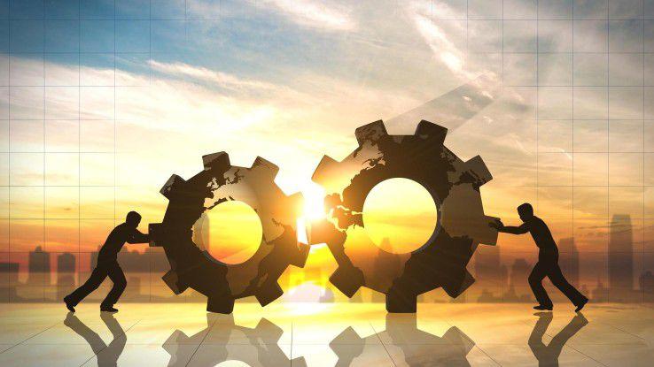 Treiber des digitalen Wandels: Die großen Cloud-Plattformen legen in Sachen Innovationen ein hohes Tempo vor.