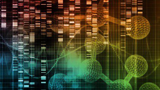 Decision-Support-Systeme helfen mit Genom-Analysen in der digitalen Medizin bei der Erstellung personalisierter Krebstherapien.