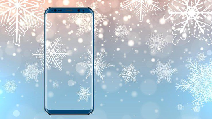 So kommt das Smartphone heil durch den Winter.