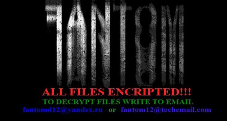 Der Schädling Fantom ist ein typischer Erpresservirus. Er gibt sich als Update für Windows aus, um seine Opfer zum Start seines schädlichen Codes zu überreden. Dann verschlüsselt er alle Anwenderdateien.