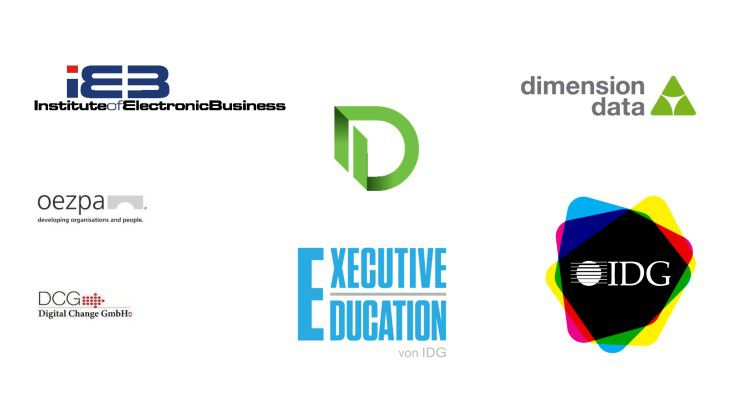 Digital Leader Academy - eine gemeinsame Initiative von IDG Executive Education, Dimension Data und mehreren Bildungspartnern.