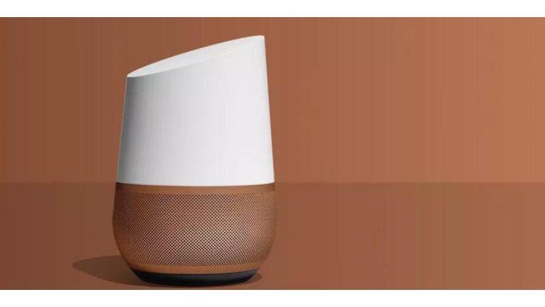 Google Home mit Google Assistant.