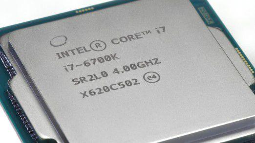 """Itel Core i7 CPU: Intel erklärte, man arbeite routinemäßig """"eng mit Kunden, Partnern, anderen Chipherstellern und Forschern zusammen, um alle identifizierten Probleme zu verstehen und zu entschärfen""""."""