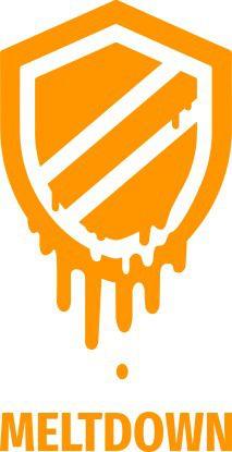 """Das """"Logo"""" der Meltdown-Attacke."""
