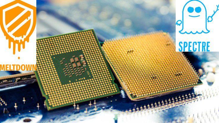 Alle modernen CPUs sind mit dem jetzt entdeckten Fehler Spectre angreifbar.
