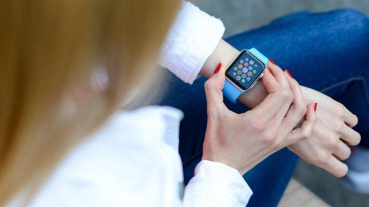 Es gibt immer mehr mobile Geräte und Objekte, die sich vernetzten lassen.