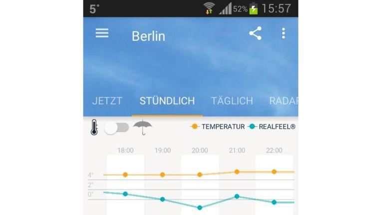 attraktive Apps für Android