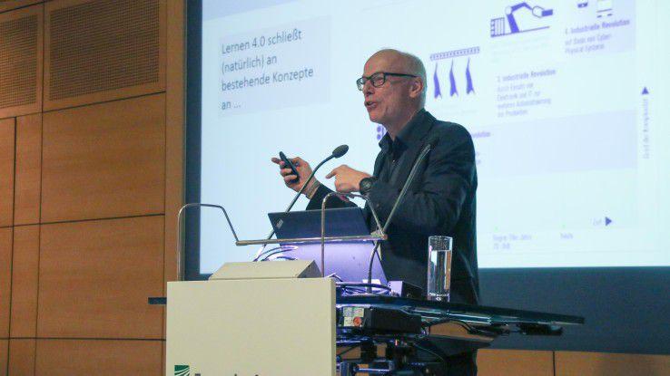 """Jochen Robes, Berater und Weiterbildungsblogger: """"Lernprozesse werden digitaler - und damit meine ich nicht E-Learning."""""""