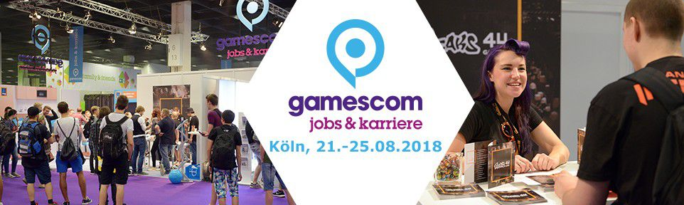 gamescom jobs & karriere